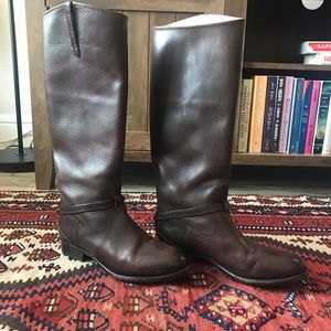 Frye | Lindsay Plate Boots | Size 7